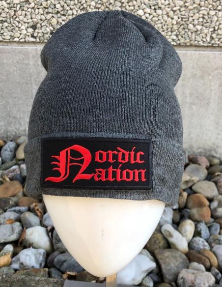 Nordic Nation Logo Hat Darkgrey